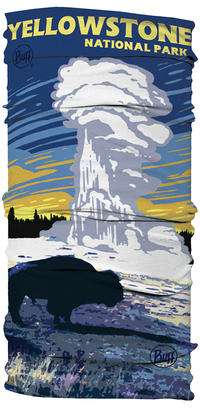 CoolNet UV+ National Parks Yellowstone