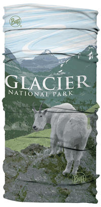 CoolNet UV+ National Parks Glacier