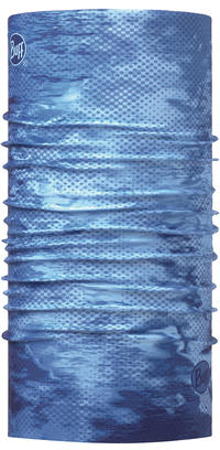 CoolNet UV+ XL Insect Shield - Pelagic Camo Blue
