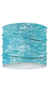 CoolNet UV+ Multifunctional Headband - Pelagic Camo Tropical