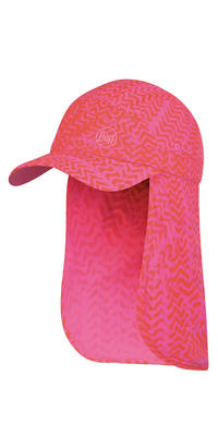 Junior Bimini Cap - Fuschia
