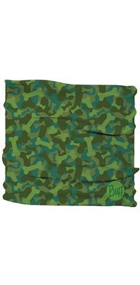 Dog Insect Shield Neckwear - Bone Camo Green