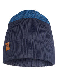 Knitted Hat Dima Night Blue