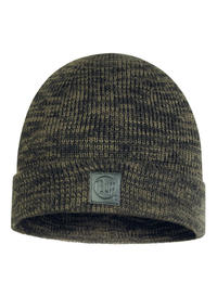 Knitted Hat - Edik Khaki