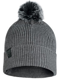 Knitted Hat Kesha Grey