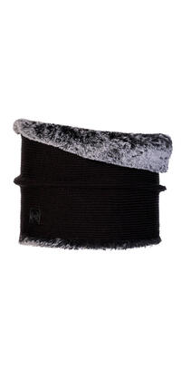 Knitted Neckwarmer Comfort - Kesha Black