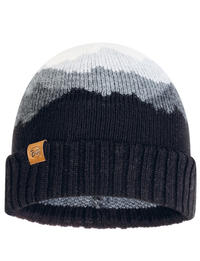 Knitted Hat - Sveta Black