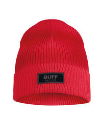 Junior Knitted Hat - Marik Red