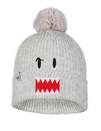 Child Knitted & Fleece Hat - Fun Ghost