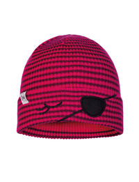 Child Knitted & Fleece Hat Fun Pirate