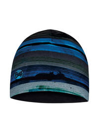 Junior Microfiber Polar Hat - Alb