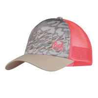 Junior Trucker Cap - Light Pink Multi