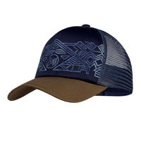 Junior Trucker Cap - Kasai Night Blue