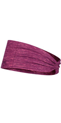 CoolNet UV+ Tapered Headband - Raspberry Heather