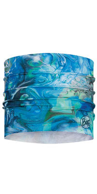 CoolNet UV+ Multifunctional Headband - Blue Water