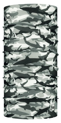 Junior CoolNet UV+ Insect Shield - Shark Camo