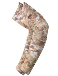 UV+ Insect Shield Arm Sleeves - Pixels Desert (Set of 2)