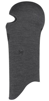 Lightweight Merino Wool Balaclava - Grey