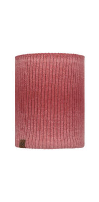 Knitted & Fleece Neckwarmer - Marin Pink