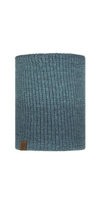Knitted & Fleece Neckwarmer - Marin Denim