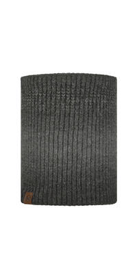 Knitted & Fleece Neckwarmer Marin Graphite