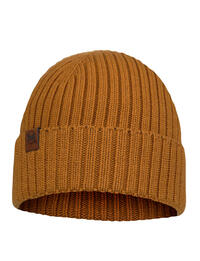 Knitted Hat Helle Mustard