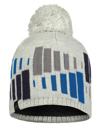 Knitted & Fleece Hat Mitch Cloud