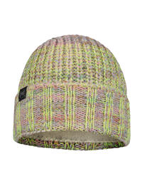 Knitted & Fleece Hat Sabine Cloud