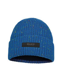 Junior Knitted & Fleece Hat - Jorg Olympian Blue