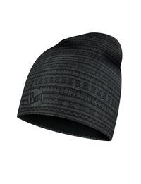 Microfiber & Polar Hat - Ume Black