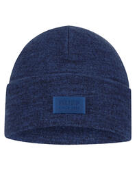 Merino Wool Fleece Hat Olympian Blue