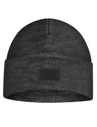 Merino Wool Fleece Hat Graphite