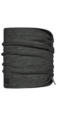 Merino Wool Fleece Neckwarmer Graphite