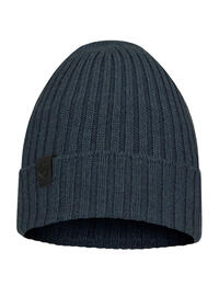 Merino Wool Knitted Hat - Norval Denim