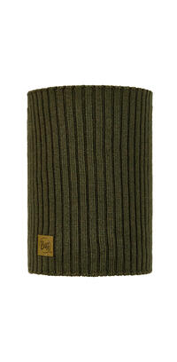 Merino Knitted Neck Warmer Norval Forest