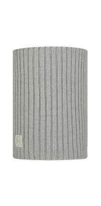 Merino Wool Neckwarmer - Norval Light Grey