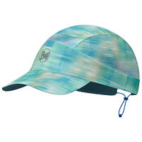 Pack Run Cap - Marbled Turquoise