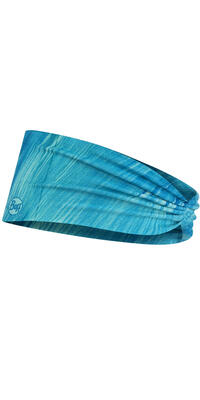 CoolNet UV+ Tapered Headband - Pixeline Turquoise
