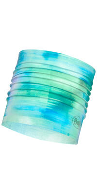 CoolNet UV+ Multifunctional Headband - Marbled Turquoise