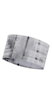 CoolNet UV+ Headband - Barriers Fog Grey