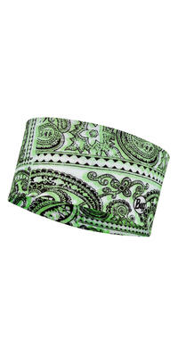CoolNet UV Wide Headband Winged Lime