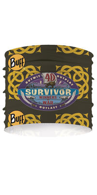 CoolNet UV+ Multifunctional Headband Survivor - Season 40 Winners at War - Koru Merge Tribe