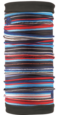 Polar Reversible Buff - Multi Red/Black