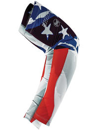 UV Arm Sleeves America (set of 2)