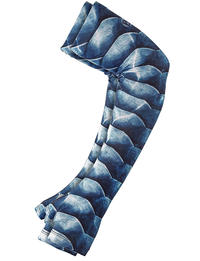 UV Coastal Arm Sleeves - Tarpon (set of 2)