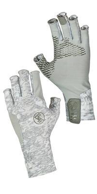 Aqua Glove - Camo White