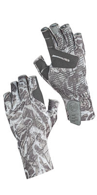 Eclipse Glove Reflection Grey