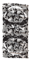 UV Buff - Megalodon Teeth Camo Black