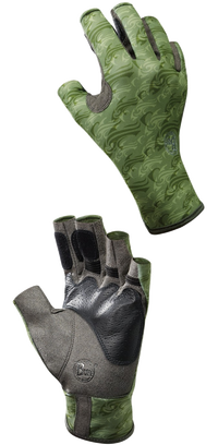 Pro Series Angler Gloves - PS Skoolin Sage
