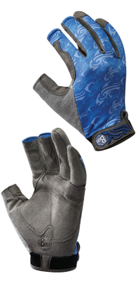 Pro Series Fighting Work Gloves - PS Skoolin Azul